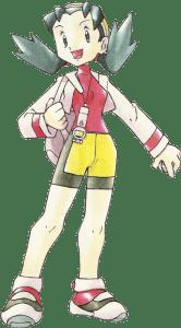 Pokémon Cristal - Christy : Les débuts d'une dresseuse