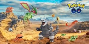 Pokémon GO - 23 Pokémon de Hoenn