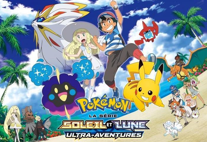 Liste Des épisodes De La Saison 21 Pokémon Soleil Et Lune