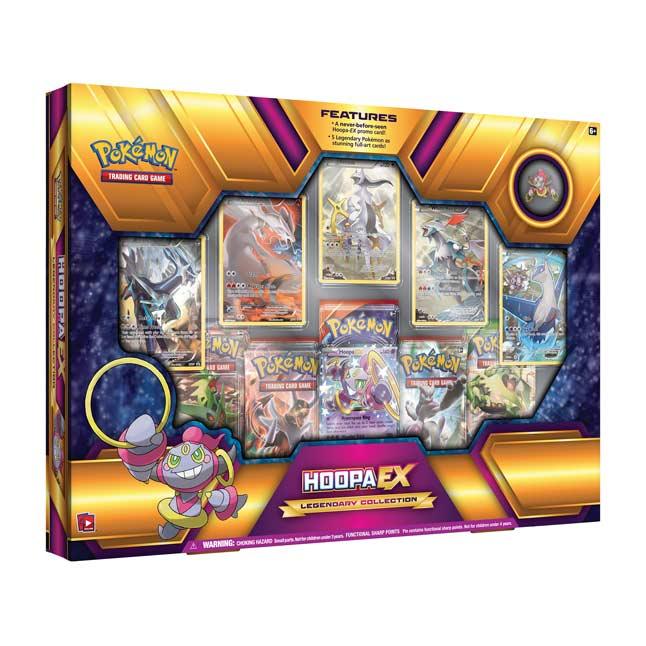 Pokmon TCG Hoopa EX Legendary Collection Hoopa