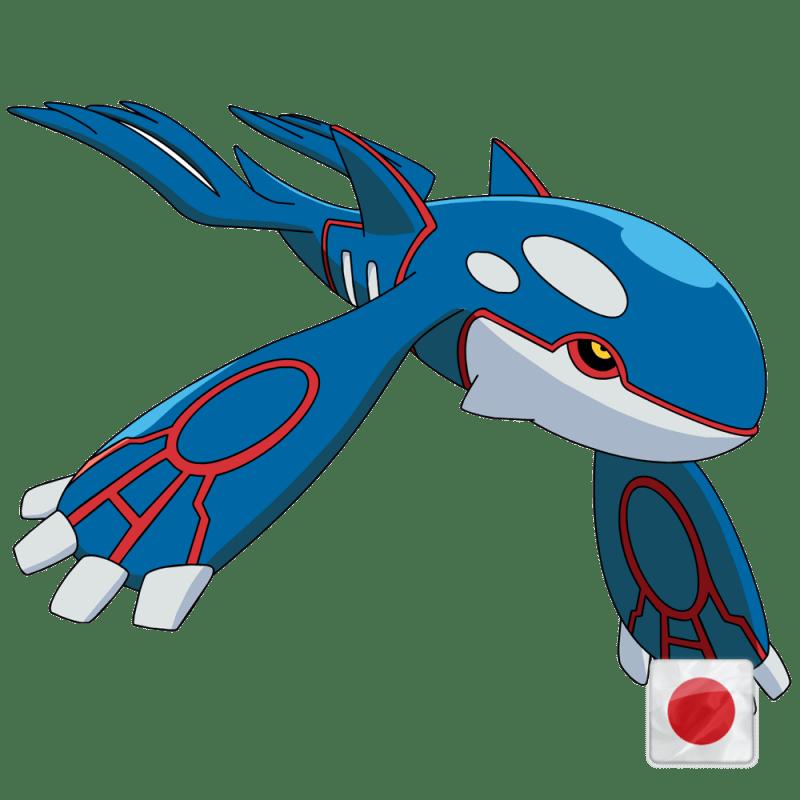 Pokemon Mega Groudon Box