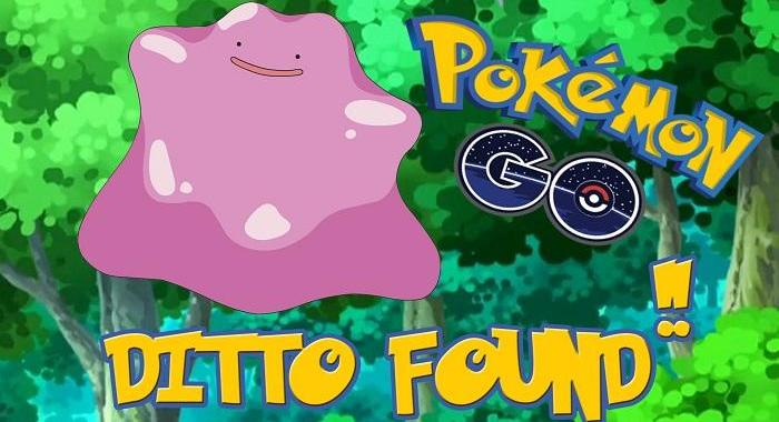 The Hunt For Ditto In Pokemon GO Is Finally On!