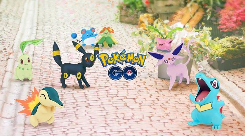They're Here: 80 New Gen 2 Monsters Released In 'Pokémon GO'