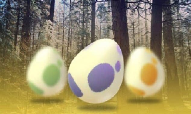 CRACKED EGGS: The secret Rarity Tiers of Pokemon GO egg species