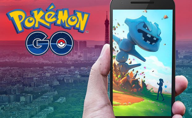 Pokemon Go update following Easter Event