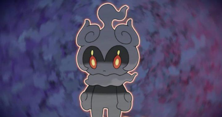 pokemon sun moon new mythical pokemon marshadow