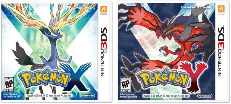 Generation 6 (X, Y, Omega Ruby and Alpha Sapphire)