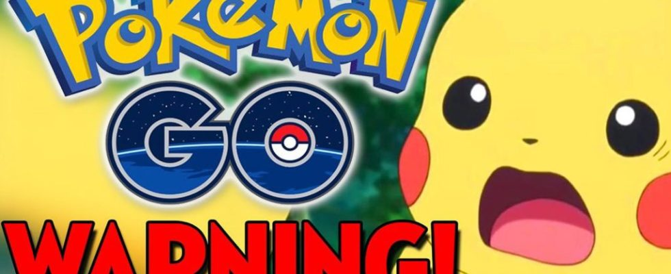 Why Are Red Slashes Appearing on Some Pokemon?