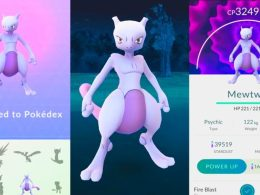 Mewtwo released as a Pokemon GO Stadium Raid boss