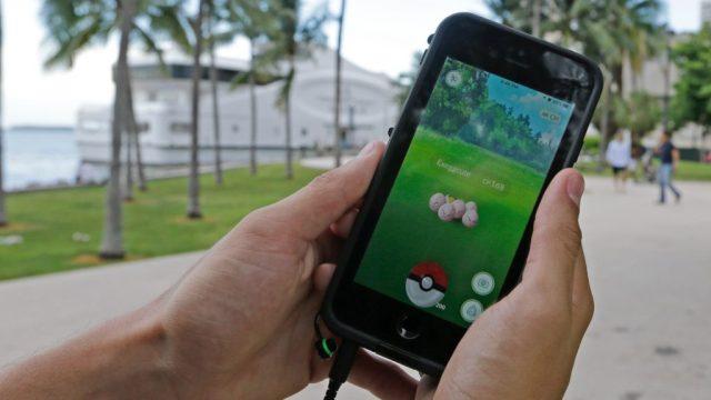 Pokemon Go Audio focus