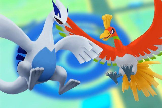 Pokémon Go Legendary Lugia Zapdos