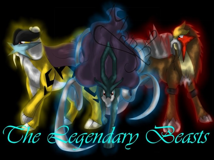 Legend of the Legendary Beasts