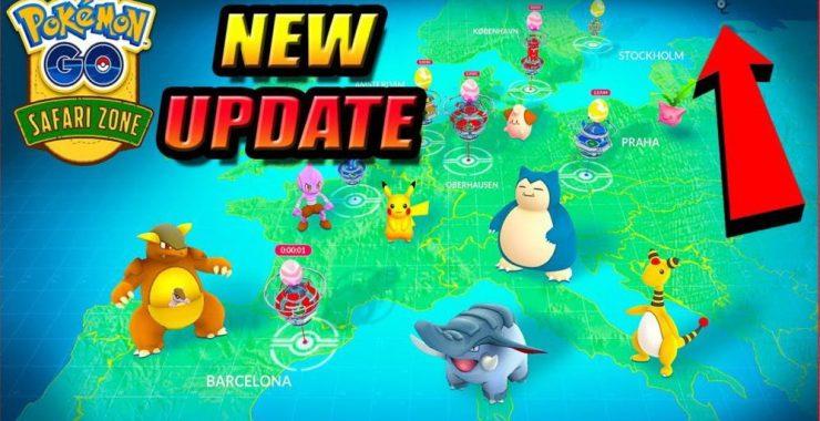 Pokemon Go Safari Zone Events Get New Dates & Update