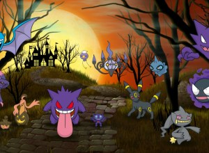 Rumors Swirl About a Gastly New Pokemon GO Halloween Event