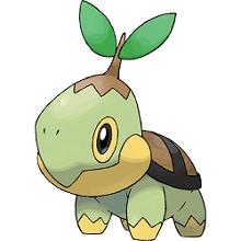 Artwork Pokémon Diamante/Perla