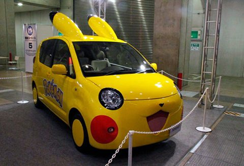 PikachuAuto