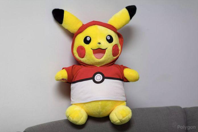Build-A-Bear pikachu 2