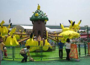 Pikachu-forest