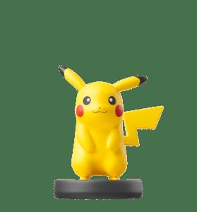 amiibo_pikachu