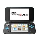 New Nintendo 2DS XL Nero Turchese