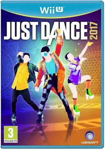 copertina just dance 2017