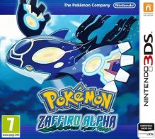 copertina pokémon zaffiro alpha