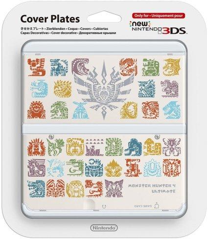 Cover Decorativa Monster Hunter