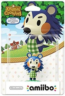amiibo agostina animal crossing