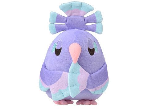 Pokémon Dolls Oricorio spettro