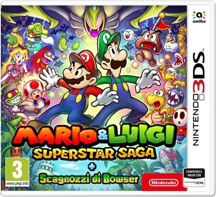 Amazon Mario e Luigi Superstar Saga - Scagnozzi di Bowser