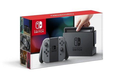 Nintendo Switch Joy-Con grigi