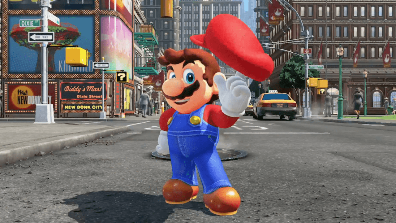 Disponibile il pre-load di Super Mario Odyssey