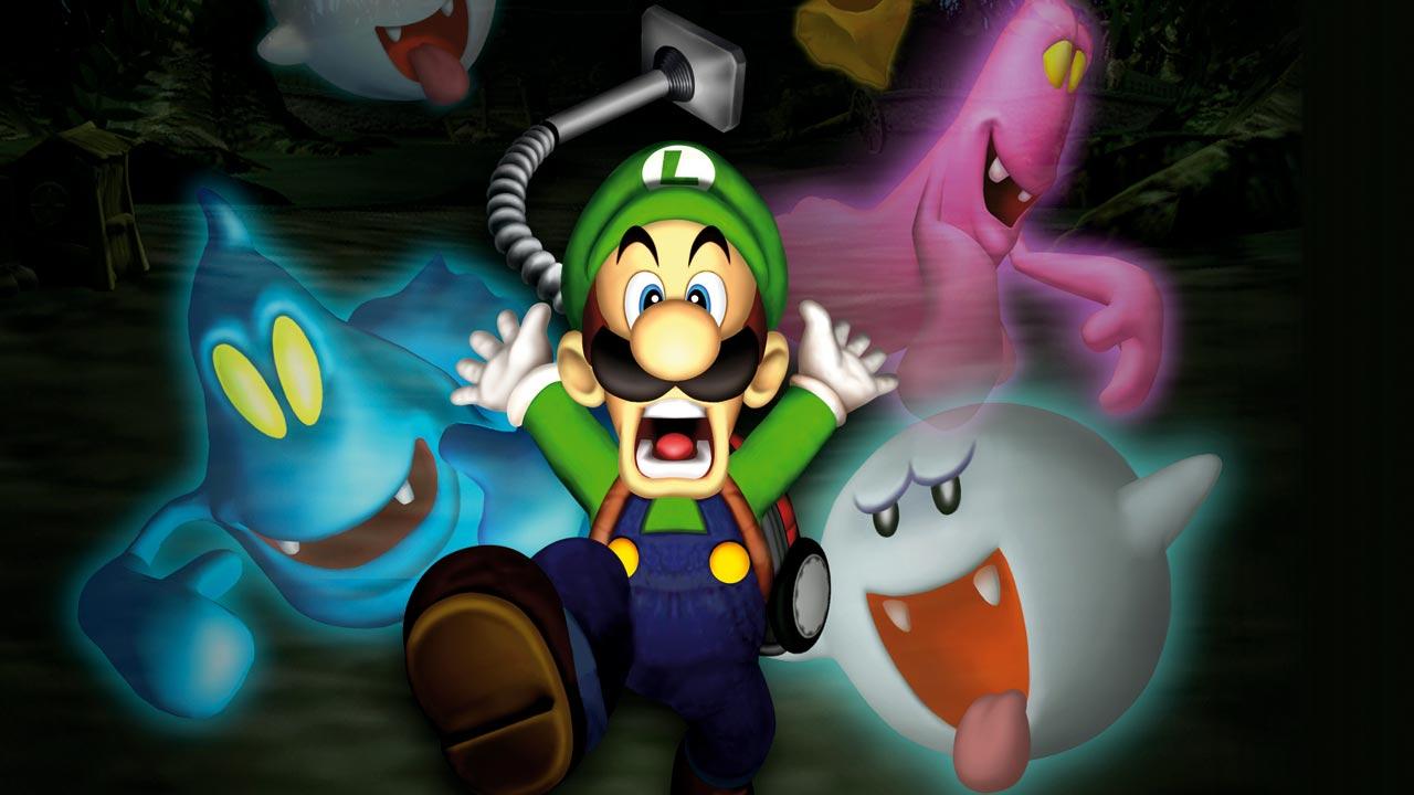 Luigi's Mansion torna su Nintendo 3DS