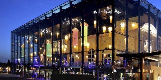 Casino Barriere Enghein Les Bains