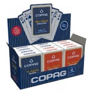 Copag Jumbo Index i fyra hörn - 12-pack