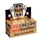 Copag Texas Hold'em Gold Jumbo - 12-pack