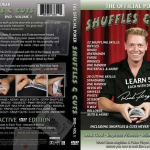 The Official Poker, Vol. 3: Shuffles & Cuts