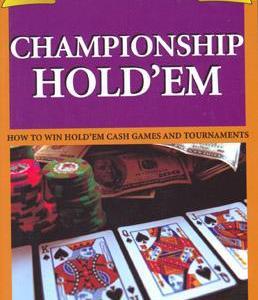 Bok: Championship Hold'em