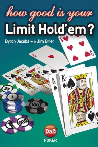 Bok: How Good Is Your Limit Hold'em