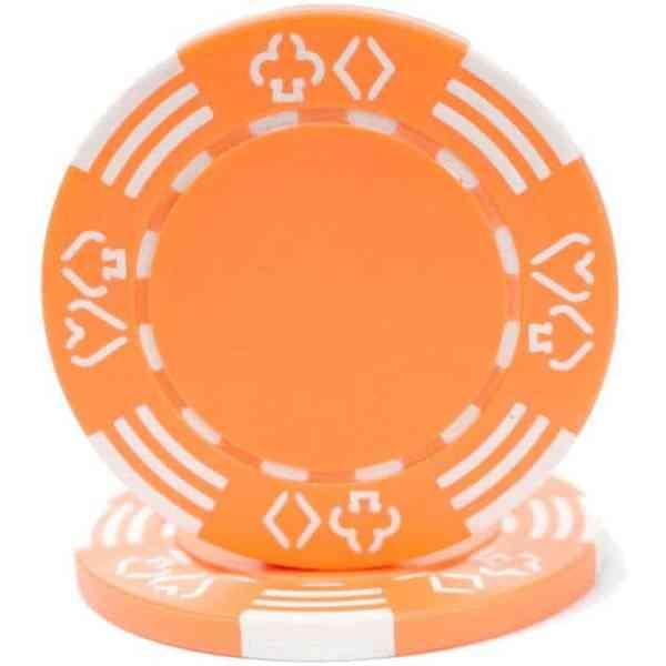 Royal Suited - Orange