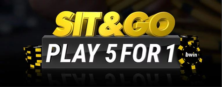 bwin poker 5 for 1
