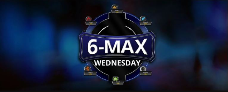 bwin poker 6 max wednesday