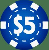$5 gratis poker bonus på Betfair Poker!