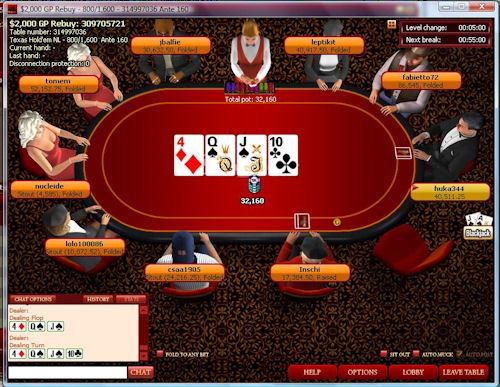 Sun Poker Screen Shot