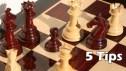 Descubre 5 consejos para mejorar en ajedrez