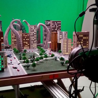StopMotion AtomicMonster set