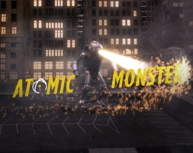 StopMotion AtomicMonster Title