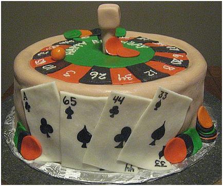 Roulete cake