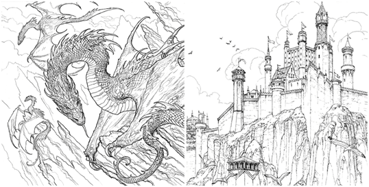 Game Of Throne Sketches