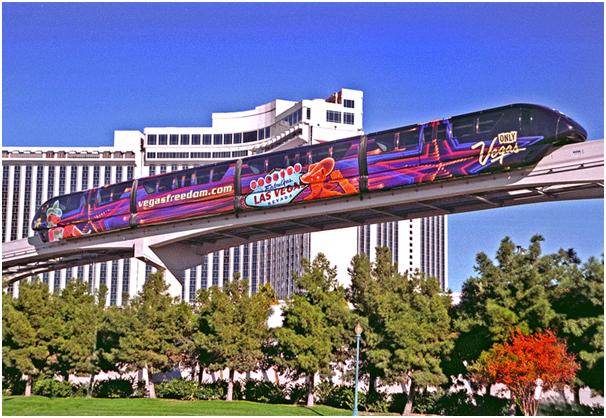 Las Vegas Tram